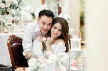Jenita Janet Tetap Tegang di Pernikahan Keduanya
