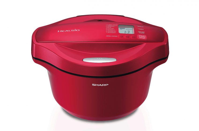 Healsio Automatic Cookware Mempermudah Memasak di Dapur