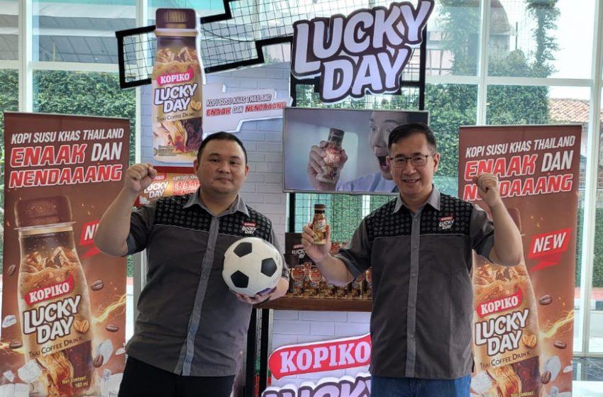Kopiko Lucky Day Bangga Bisa Ikut Menyemarakkan UEFA EURO 2020