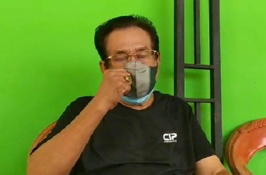 Masih Berduka Ditinggal Istri, Anwar Fuady Kembali Kehilangan Anak Sulung Lantaran Covid-19